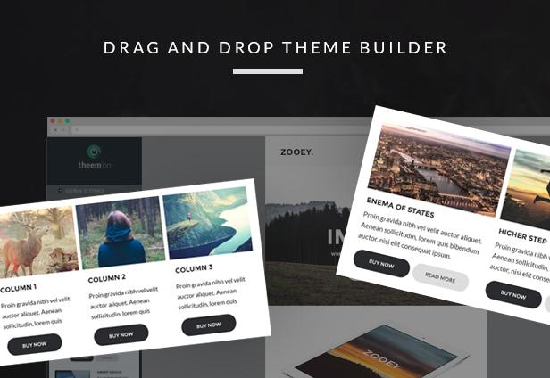 Zooey - Creative E-newsletter