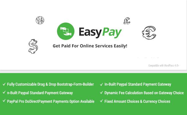 EasyPay: WordPress Paypal Plugin