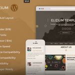 Elizium WordPress Theme