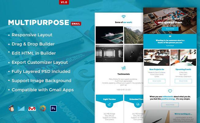 Multipurpose Email Template