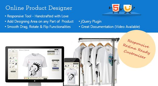 Online Product Customizer
