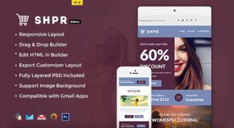 SHPR Email Template