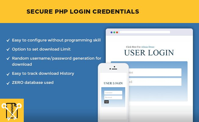 Secure PHP Login Credentials