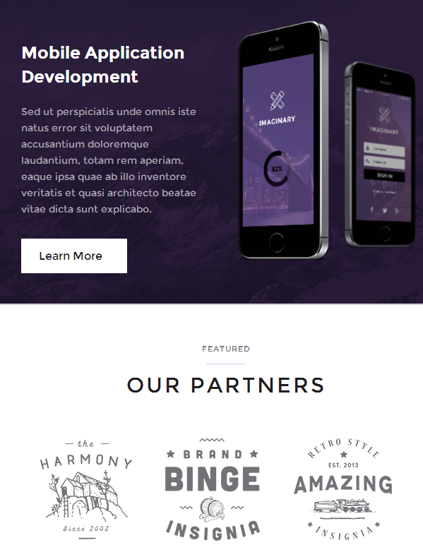 Offering Perfect Combination of 6 Eshot Templates With Imaginary