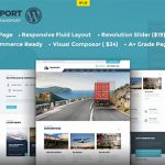 Transport Logistic WP Theme