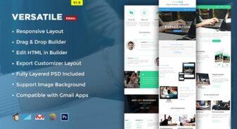 Versatile Creative E-Newsletter
