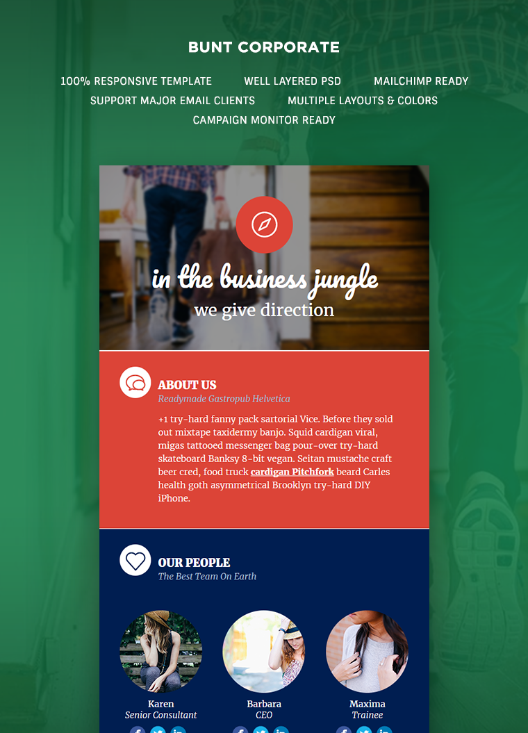 100 best 25 mailchimp newsletter templates 30 best free mailchimp email newsletter