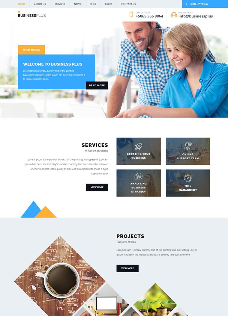 Business plus corporate wordpress theme buy premium business plus business plus corporate wordpress theme maxwellsz