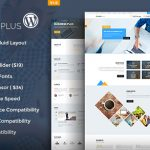 Business Plus Corporate WordPress Theme