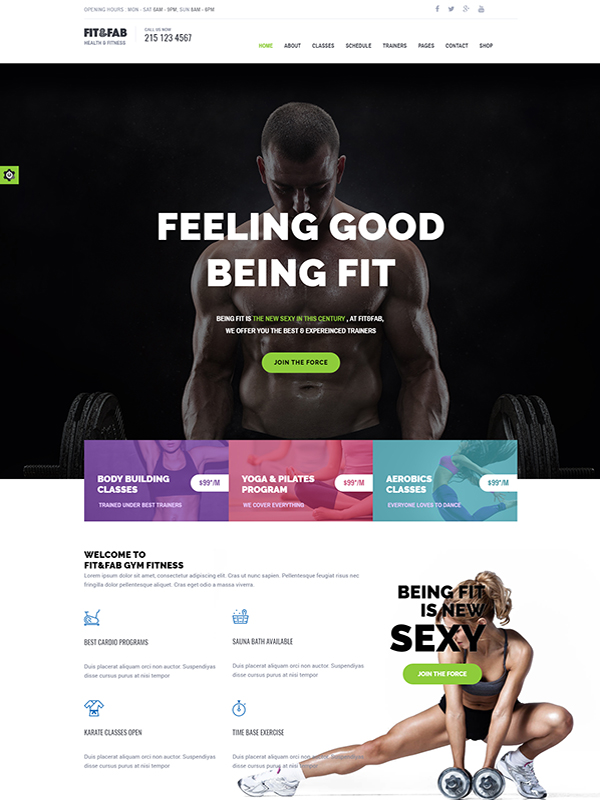 Enabling Your Fitness And Gym Business To Shine On The Web