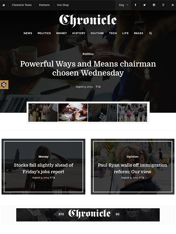 Empower Your Website With Our High-End HTML Template