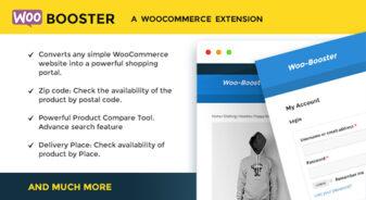 WooBooster WooCommerce Addon