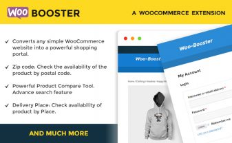 WooBooster WooCommerce Addon