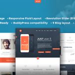 Hit- Corporate WordPress Theme