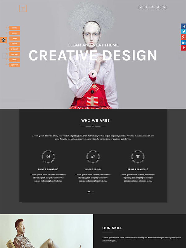Trasua WP Theme: Feature-Packed WordPress Theme To Propel Your Business