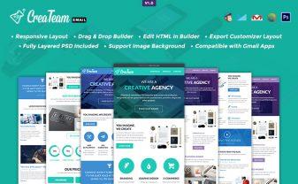 CreaTeam – Multipurpose Agency Newsletter