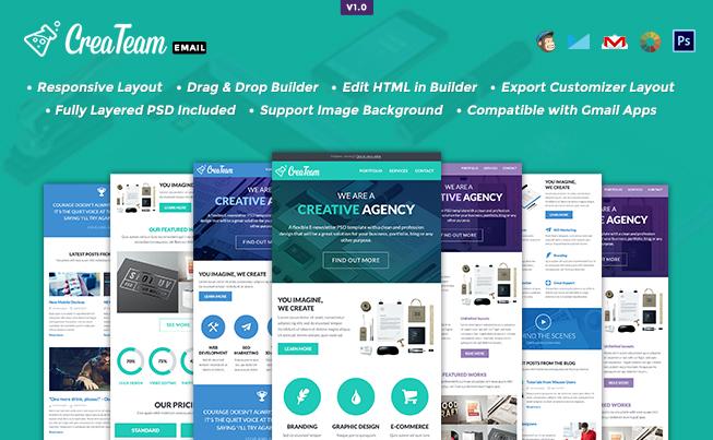 CreaTeam- Agency-Newsletter