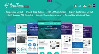 CreaTeam – Multipurpose Agency Newsletter