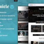 Chronicle WP Theme