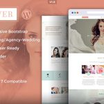 Forever Wedding WordPress Theme