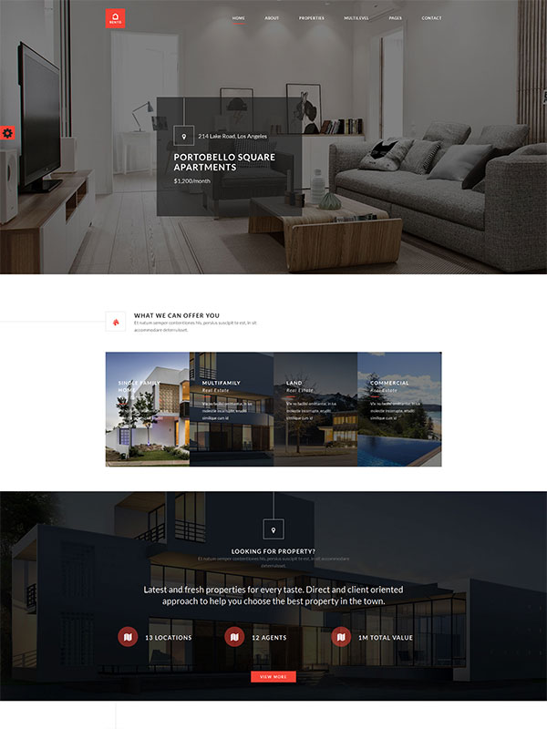 Rento WordPress Theme - Redefining Your Rental Business