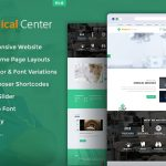 medical centre wp theme