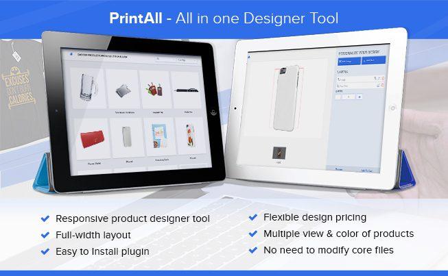 PrintAll Designer Tool
