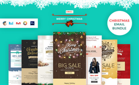 Premium Email Templates: Responsive HTML/HTML5 Email Newsletter ...